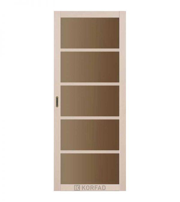 Межкомнатные двери Корфад - Bella BL-02