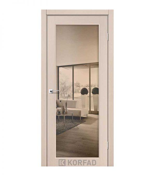 Межкомнатные двери Корфад - Sanvito SV-01 зеркало