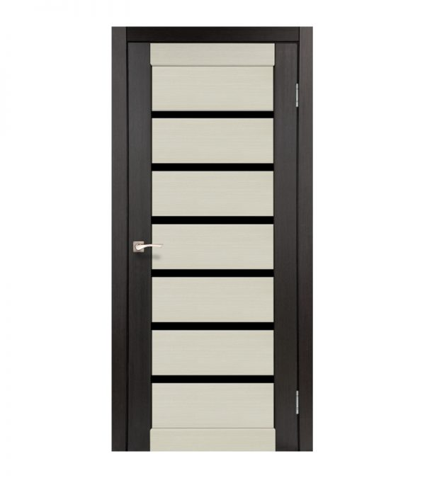 Межкомнатные двери Корфад - Porto Combi Deluxe PCD-01