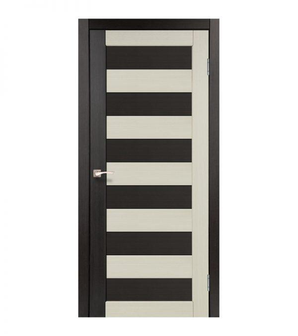 Межкомнатные двери Корфад - Porto Combi Colore PC-03