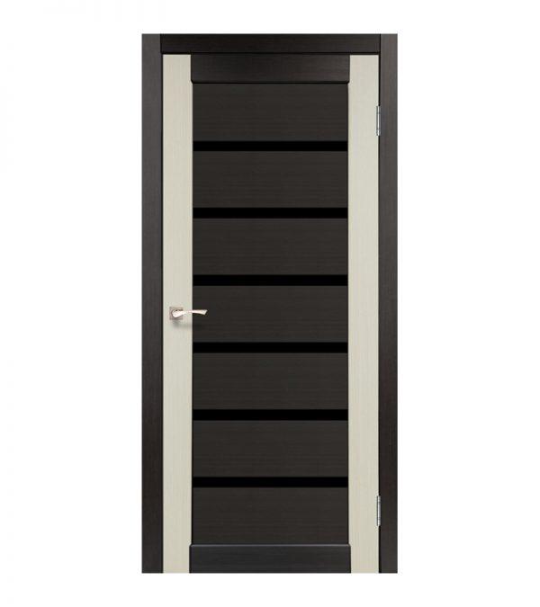 Межкомнатные двери Корфад - Porto Combi Deluxe PCD-02