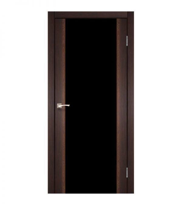 Межкомнатные двери Корфад - Sanremo SR-01 BLK