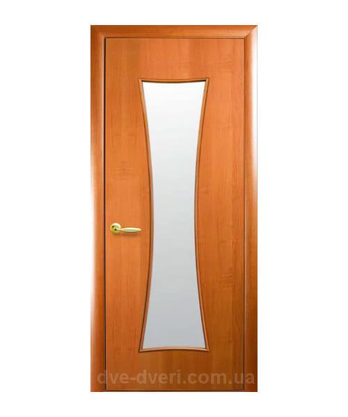 Межкомнатные двери Новый стиль - МОДЕРН Часы