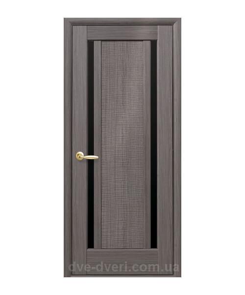 Межкомнатные двери Новый стиль - НОСТРА Луиза BLK