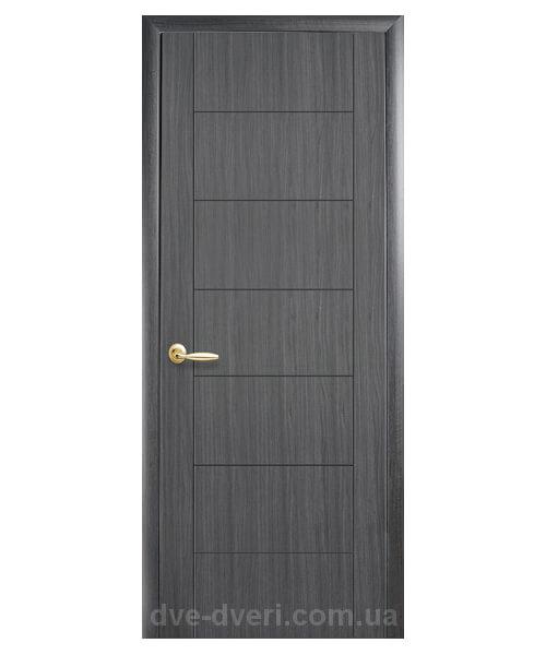 Межкомнатные двери Новый стиль - Плюс DeLuxe Рина
