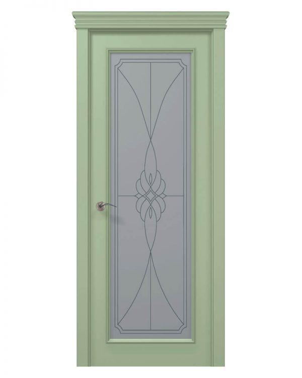 Межкомнатные двери Папа Карло - Art Deco ART-01 Бевелс