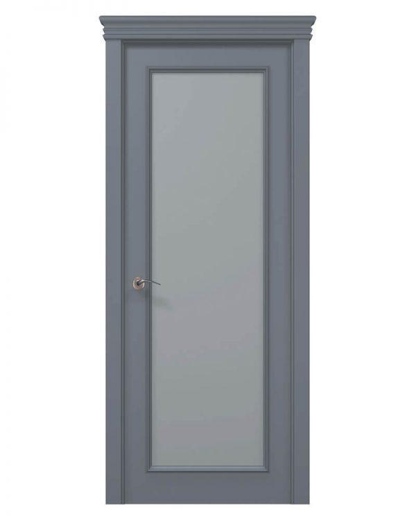 Межкомнатные двери Папа Карло - Art Deco ART-01 Сатин