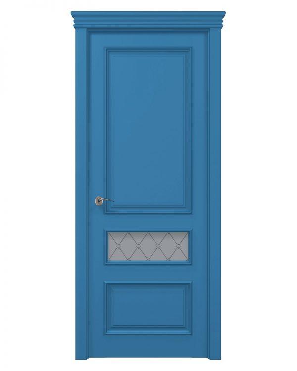 Межкомнатные двери Папа Карло - Art Deco ART-04 Оксфорд