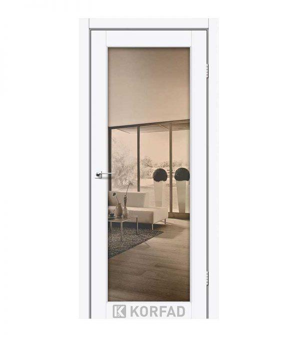 Межкомнатные двери Корфад - Sanvito SV-01 NEW зеркало