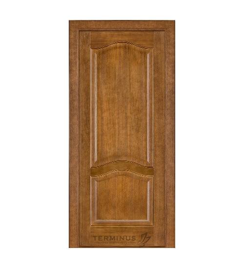 Межкомнатная дверь Терминус - Classic Модель 03 ПГ дуб темный