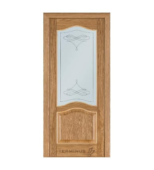 Межкомнатная дверь Терминус - Classic Модель 03 ПО дуб светлый